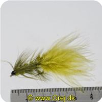 01096010 - Long Shank Nymphs - WTD Damsel - Str. 10