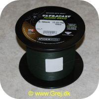 022021589166 - SpiderWire Ultracast Fluoro-Braid 0.18mm - 13.011kg - Vælg antal meter