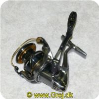 022255209922 - Shimano Vanquish FA C3000HG spinnehjul - Frontbremse - 11+1 lejer - Gear Ratio: 6:1 - Linekap.: 0.35mm/100m - 0.25mm/210m