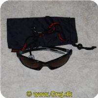 2bf4c476b30f ... 022677100227 - Solbriller - Rapala Sportsman - Sort stel - Brune glas - Model  RVG-