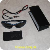 91d3166e6707 022677100395 - Solbriller - Rapala Proguide - Blå stel - Blå glas - Model  RVG-
