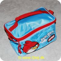 022677224466 - Rapala Kids Fishing Tackle Bag - Angry Birds taske - Blå/rød