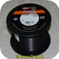 028632237823 - Berkley Fireline-Smoke-0,20 mm 13,2 kg