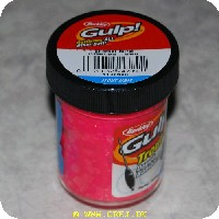 028632247891 - Berkley Gulp med glimmer - 50 gram - Rød/orange - Org. navn: Sherbet Burst