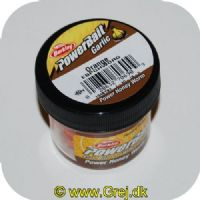 028632706909 - Berkley Power Honey Worm med Hvidløg - 55 stk. - Orange