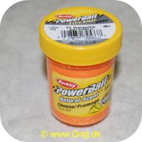 028632725337 - PowerBait - Flr. Orange/Gltr. med ost - med glimmer