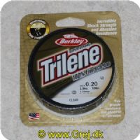 028632734599 - Berkley Trilene Super Strong - 100% Fluor Carbon - 0.20mm/2.8kg - 150m - Klar