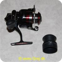 036282921016 - Abu Garcia Orra S10 spinnehjul - Gear Ratio: 5.2:1 - 7 lejer - Linekap.: 0.20mm/140m