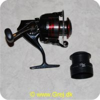036282921023 - Abu Garcia Orra S20 spinnehjul - Gear Ratio: 5.8:1 - 7 lejer - Linekap.: 0.25mm/120m