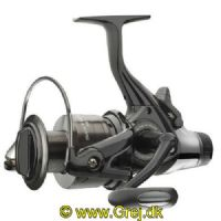 043178124734 - Daiwa Black WidowBR 4500A - Ratio: 4.6:1 - 3+1 lejer - Line: 0.30mm/370m