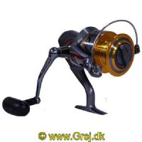 043178927656 - Daiwa Crossfire 5000- Ratio: 4.6:1 - 3+1 lejer - Line: 0.35mm/370m