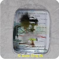 043388226730 - Still water Classics Fly selection - 7 stk fluer - krogstr. 10 og 12