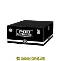 13.8010 - Pro Mega batteri - 80 skuds Pro Royal - NEM 905,4g