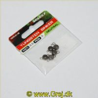 18705184 - Select Jig Head Tungsten -  5 stk. - 2,5 gram