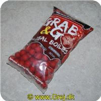 3297830430566 - Starbaits Grab&Go global boilies - 20mm strawberry