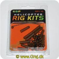 5055394204980 - ESP Helicopter rig kit - 10 stk