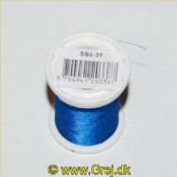 5704041203387 - UNI Thread Standard - 6/0 - Blue - 100 meter