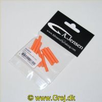 5704041208894 - Fly Foam Cylinders - 6 mm - Orange