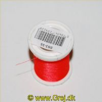 5704041209228 - Big Fly Thread - 3/0 - Orange - 100 meter