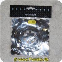 5704378931441 - Guirlander - Sølv-Metalic