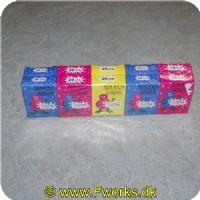 5704378963558 - Knald Snor 10 pakker á 20 stk = 200 Knald Snorre