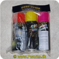 5704777005484 - Serpentiner spray - 3 flasker