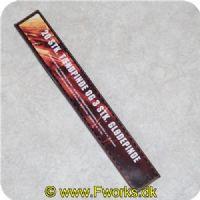 5704777019542 - Pakke med 20 stk. tændpinde og 3 stk. glødepinde