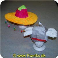 5704777036624 - Børne hatte i god kvalitet (Assorterede modeller)