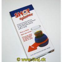 5704777040003 - Spin Shot. Spin og se hvem der skal drikke.