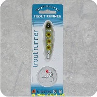 5707461331098 - Trout Runner - Diamond Silver 10 g.