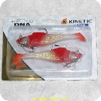 5707549069899 - Magic Shad DNA - 12 cm- 33 g. - Red Ghost