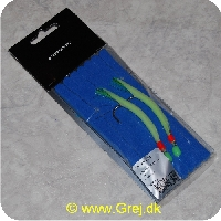 5707549168912 - Kinetic Streamer Eel - 0.80mm/0.80mm - krogstr. 8/0 - Luminous