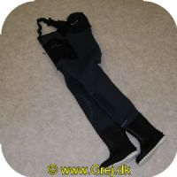 5707549242032 - Kinetic Waterspeed Neopren waders - str. 42/43 - feltsål - 3.5mm neopren