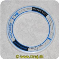 5707549269589 - Kinetic - 100% Fluorocarbon - 0.80mm - 24 kg - 20 meter