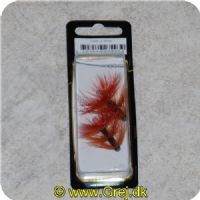 5707549272039 - Unique Flies - 2 stk. pakke - Ullsocken 1 tomme - Rørflue (FL00339)