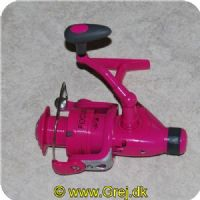 5707614214407 - Trendy - Focus 40 - Gear Ratio: 5.5:1 - Line kapasitet 180m/0.30mm - 120m/0.35mm - 100m/0.40mm