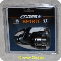 5709386286781 - Edges Spirit ST30 Spinnehjul - 5 lejer - Gear Ratio: 5.0:1 - Linekap.: 0.25mm/140m