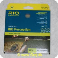 730884204576 - Rio Perception Trout Freshwater WF3F - Camo/Tan/Gray - 80ft/24.4m - Loops i begge ender