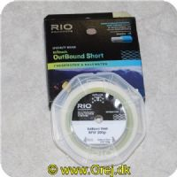 730884212243 - Rio In Toutch Out Bond Short Freshwater & Saltwater - Klasse WF5F