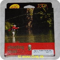 730884502108 - Rio Seatrout Shooting Head - 14g/Intermediate - 10,7m - Clear