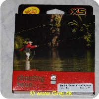 730884502115 - Rio Seatrout Shooting Head - 16g/Intermediate - 10,7m - Clear