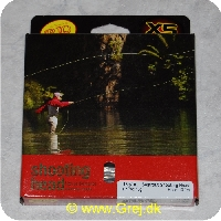 730884502122 - Rio Seatrout Shooting Head - 18g/Intermediate - 10,7m - Clear