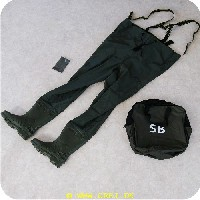 8716851049205 - Spro PVC Waders- Str. 41-Resistent over for UV-lys.