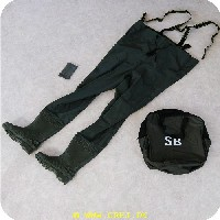 8716851049229 - Spro PVC Waders- Str. 43-Resistent over for UV-lys.