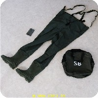 8716851049236 - Spro PVC Waders- Str. 44-Resistent over for UV-lys.