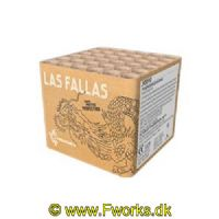 J2 - Las Fallas - salut batteri - 288g NEM