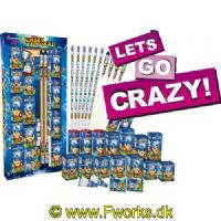 J38 - The crazy vikings XL - Alt samlet til junior