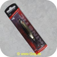 JEBOH12GGS - Kinetic Jebo Herring 12 gram blink - Guld/sort