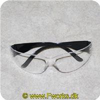 JF1881 - Beskyttelses briller - Voksen Sort
