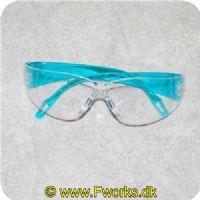 JF1882 - Beskyttelses briller - Børn - Blå